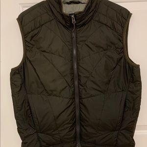 REI women's down vest